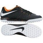 Nike HypervenomX Finale Street TF Sort/Hvid/Orange