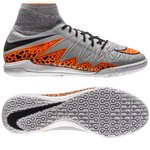 Nike HypervenomX Proximo IC Grå/Orange/Sort