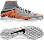 Nike HypervenomX Proximo TF Grå/Orange/Sort