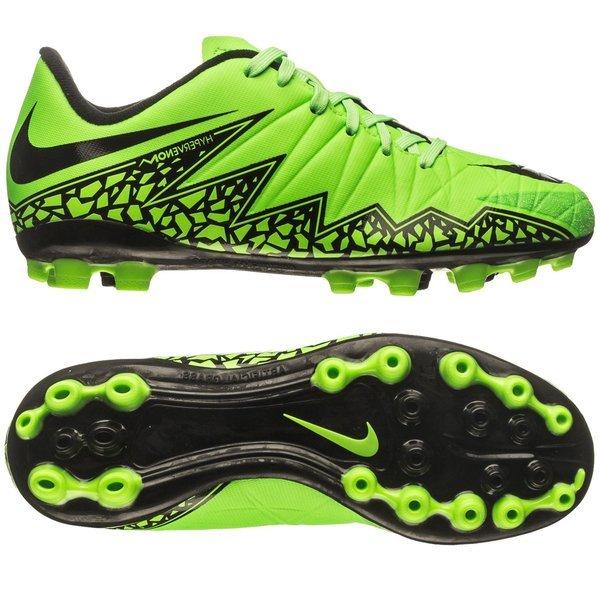 Nike Hypervenom Phelon II AG Green Strike Black Kids. Read more about the  product. - football boots. - football boots image shadow 7e8647e209a9