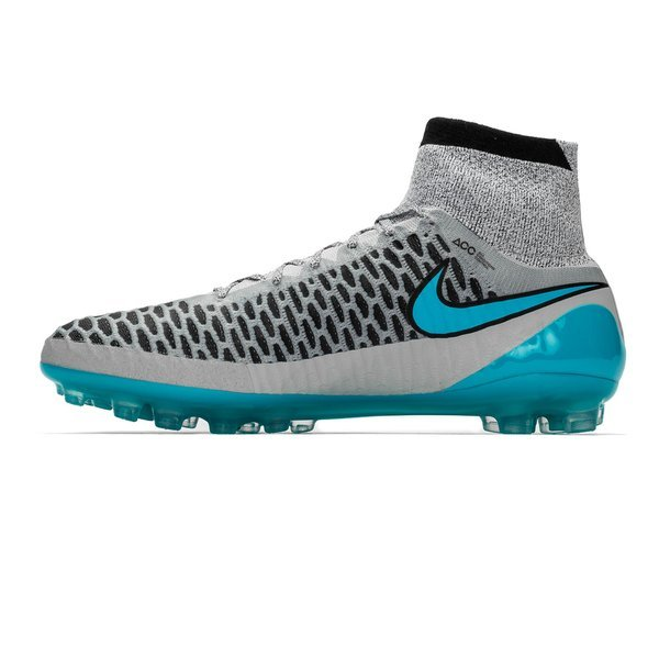 1a777081a299 Nike Magista Obra AG Wolf Grey Turquoise Blue Black