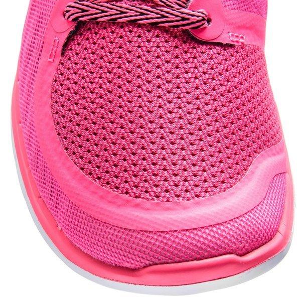051fa616ff99 Nike Free Running Shoe 5.0 Pink Pow Vivid Pink White Black Kids ...
