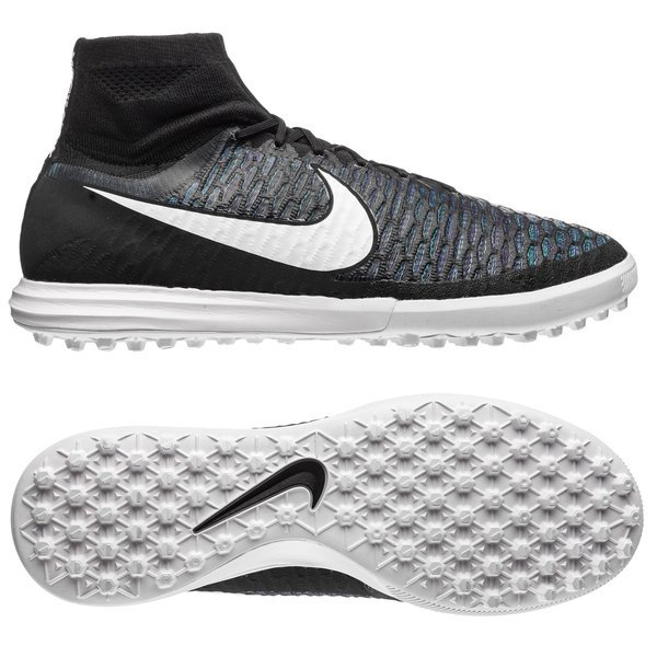 big sale 8414a 5ff5e €150. Price is incl. 19% VAT. -50%. Nike MagistaX Proximo Street TF Black White Turquoise  Blue