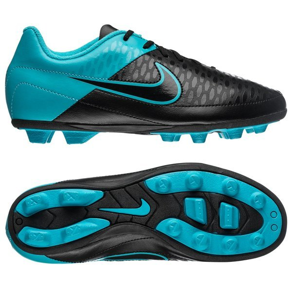 51ad8f64f811 Nike Magista Ola FG Black Turquoise Blue Kids. Read more about the product.  - football boots. - football boots image shadow