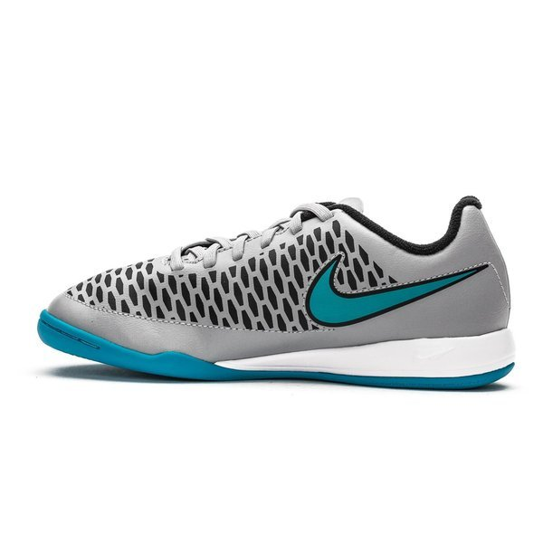 93e279281 Nike Magista Onda IC Wolf Grey Turquoise Blue Black Kids