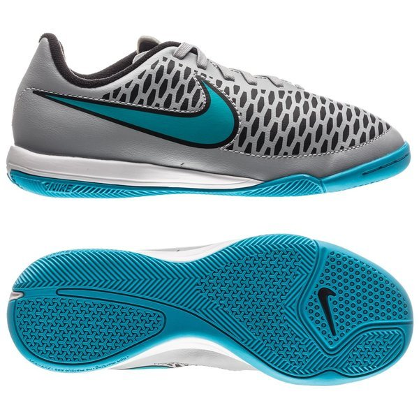742107bbd 50.00 EUR. Price is incl. 19% VAT. -70%. Nike Magista Onda IC Wolf Grey Turquoise  Blue Black Kids