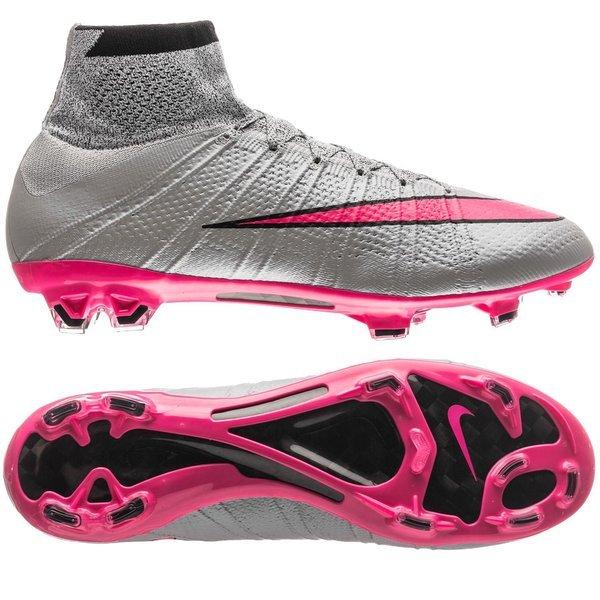 d284c82bb5c4 275.00 EUR. Price is incl. 19% VAT. -40%. Nike Mercurial Superfly FG Wolf  Grey/Hyper Pink/Black