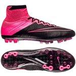 Nike Mercurial Superfly Skind AG Sort/Pink
