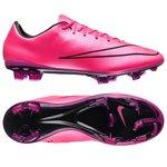 Nike Mercurial Vapor X FG Pink/Schwarz