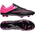 Nike Mercurial Vapor X Skind FG Sort/Pink