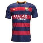 Barcelona Hjemmebanetrøje 2015/16 Børn