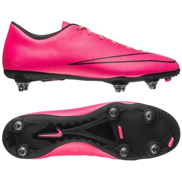 big sale 12280 7dd7f Nike Mercurial Victory V SG Hyper Pink/Black   www ...