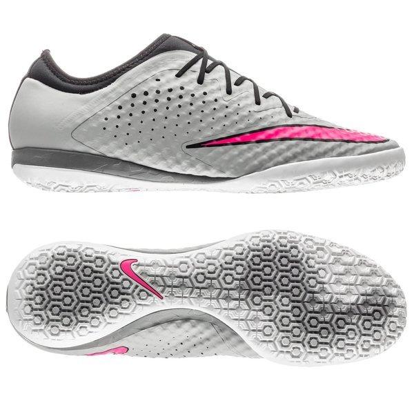 best sneakers 0530c 91fba Nike MercurialX Finale IC Wolf Grey/Hyper Pink/Black | www ...