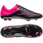 Nike Mercurial Vapor X FG Sort/Pink Børn