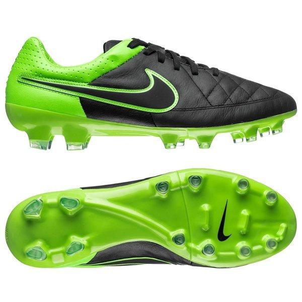742fe1e75cf 90.00 EUR. Price is incl. 19% VAT. -75%. Nike Tiempo Legacy FG Black Green  Strike