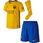 Barcelona Udebanetrøje 2015/16 Mini-Kit   Børn