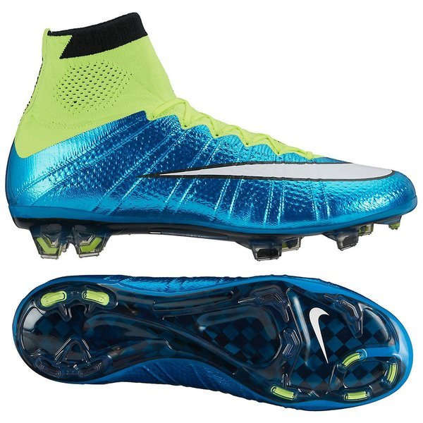 brand new 605aa 8dfce 275.00 EUR. Price is incl. 19% VAT. -50%. Nike Mercurial Superfly FG Blue  Lagoon Volt White Women