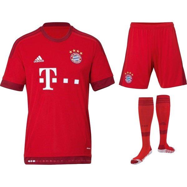 low priced e8d97 cf992 Bayern Munich Home Kit 2015/16 | www.unisportstore.com