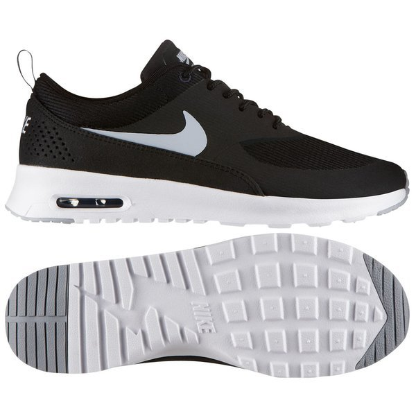 Nike Air Max Thea Black/Wolf Grey/White Women