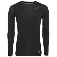 Image of   Nike Pro Cool Compression L/Æ Sort