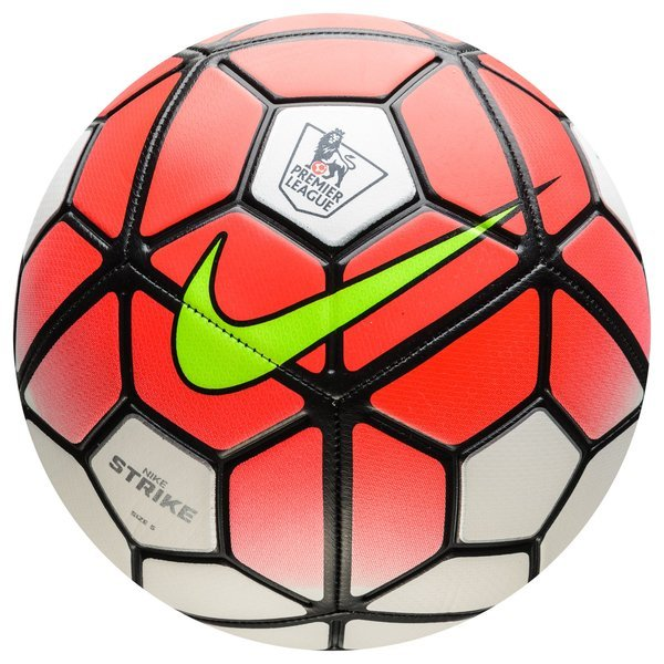0523541c210 Nike Voetbal Strike EPL Premier League Rood/Wit/Zwart | www ...