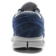 best sneakers 0d603 b5981 Nike Free Running Shoe Run 2 Midnight Navy Flat Silver    www.unisportstore.com