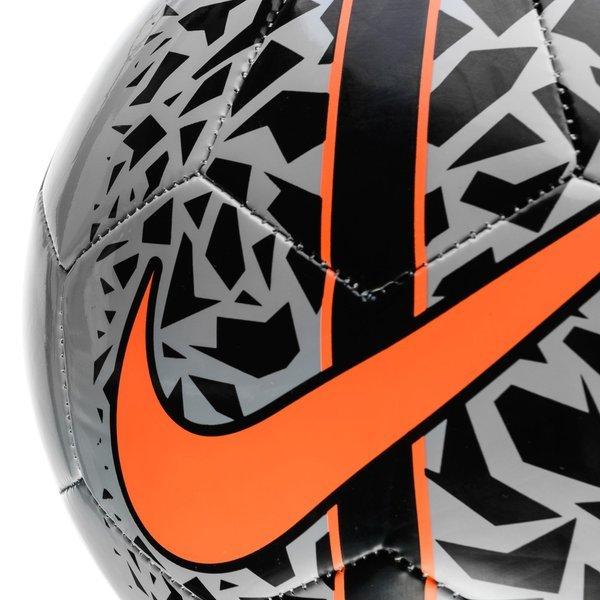 new style 5afee eabda Nike Football Hypervenom React Grey/Orange/Black | www ...