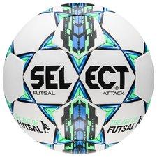 Select Fodbold Futsal Attack Hvid/Blå/Grøn