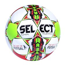 Select - Fotboll Futsal Talento 9 Vit/Grön/Röd Barn