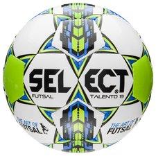 Select Fodbold Futsal Talento 13 Hvid/Grøn/Blå Børn