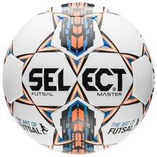 Select - Fotboll Futsal Master Vit/Blå/Orange