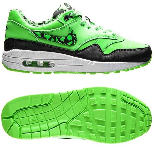 100% authentic 542ee c3dc6 Nike Air Max 1 FB Green Strike/Black/White Kids   www.unisportstore.com
