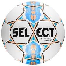 Select Fodbold Solo Soft Indoor Hvid/Blå/Orange