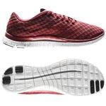 Nike Free Hypervenom Low Bordeaux/Hvid
