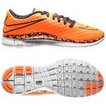 Nike Free Hypervenom Orange/Sort/Hvid Børn