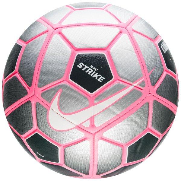 2468c820 Nike Fotball Strike Grå/Sort/Rosa | www.unisportstore.no