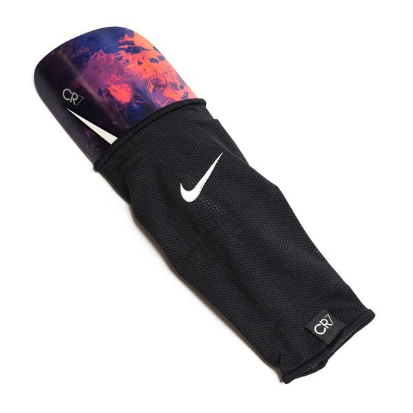 wide varieties new product half price Nike Schienbeinschoner Mercurial Lite CR7 Schwarz