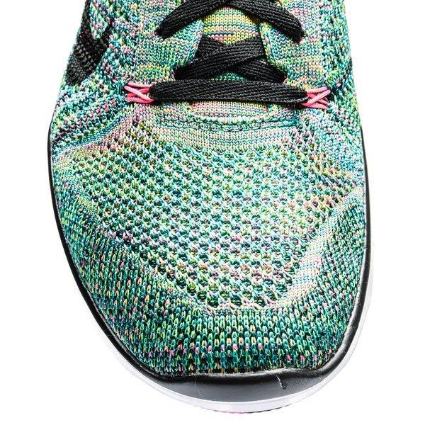 EmeraldBlackPink Pow Nike 5 Free Women Radiant TR Flyknit fY7g6yvb