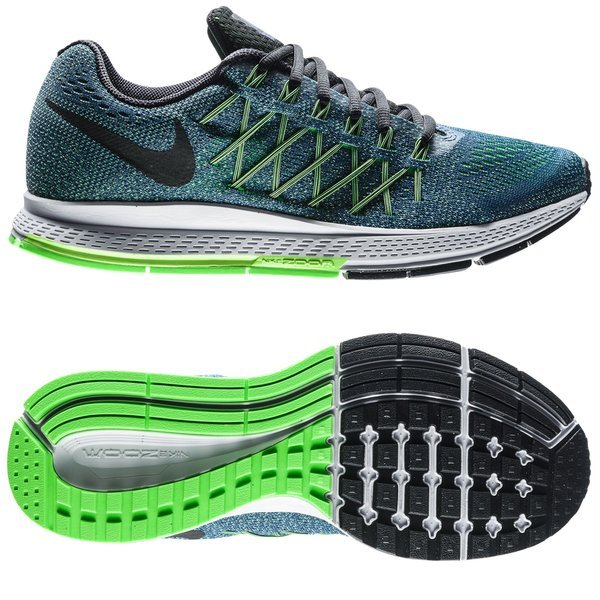 faecad2b9c39 Nike Running Shoe Air Zoom Pegasus 32 Deep Royal Blue Ghost Green Voltage  Green Black. Read more about the product. - running shoes. - running shoes  ...