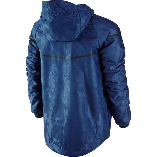 2b7deb2e30 nike windrunner tech woven deep royal blue black -