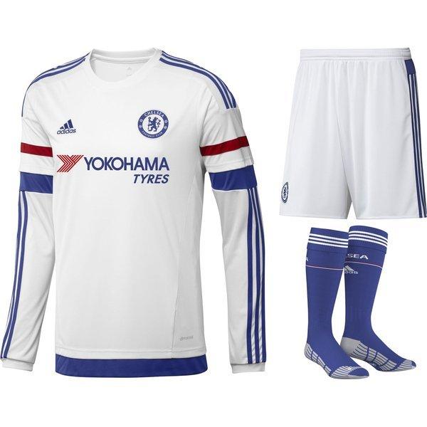 brand new 77075 80f41 Chelsea Away Kit 2015/16 L/S | www.unisportstore.com