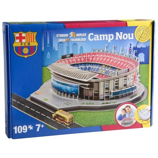 Barcelone Puzzle 3D Camp Nou