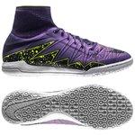 Nike HypervenomX Proximo IC Lilla/Sort/Neon