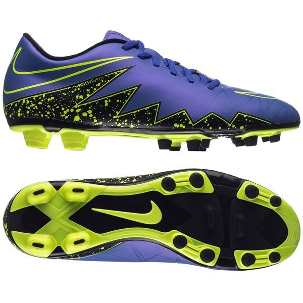 Nike Hypervenom Phade II FG Hyper Grape/Black/Volt. Read more about the  product. Compare models. - football boots. - football boots