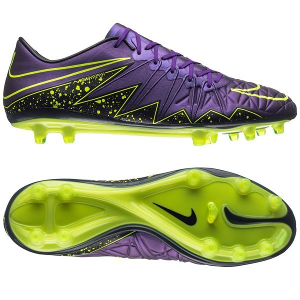 detailed look 32e15 c1cf2 Nike Hypervenom Phinish FG Hyper Grape Black Volt. Read more about the  product. - football boots. - football boots image shadow
