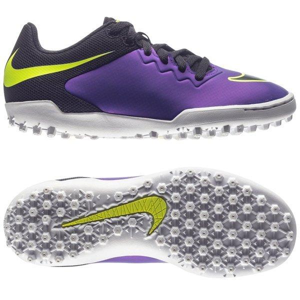 90782460bdad 50.00 EUR. Price is incl. 19% VAT. -70%. Nike HypervenomX Pro TF Hyper  Grape/Black/Volt Kids