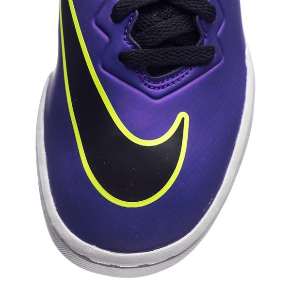 7c285aa36681 Nike HypervenomX Pro TF Hyper Grape/Black/Volt Kids | www ...