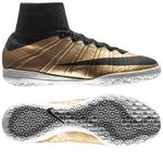 Nike MercurialX Proximo IC Gold/Schwarz/Rot