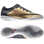 Nike MercurialX Finale IC Gold/Schwarz/Rot