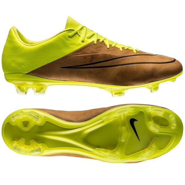 Tech Fluo Mercurial Fg Leather Sablenoirjaune Craft Nike Vapor X TOPukXZi
